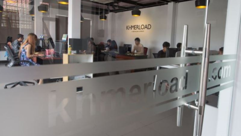 Cambodia's 'Buzzfeed' Attracts Silicon Valley Investment