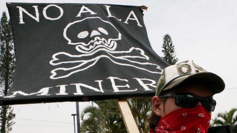El Salvador Congress Approves Law Prohibiting Metals Mining