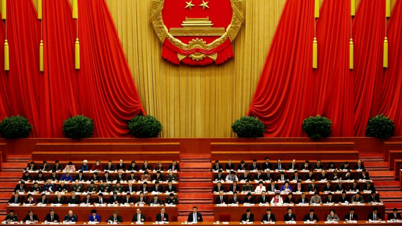China Taking Political Risks for Economic Reforms, Foreign Investments