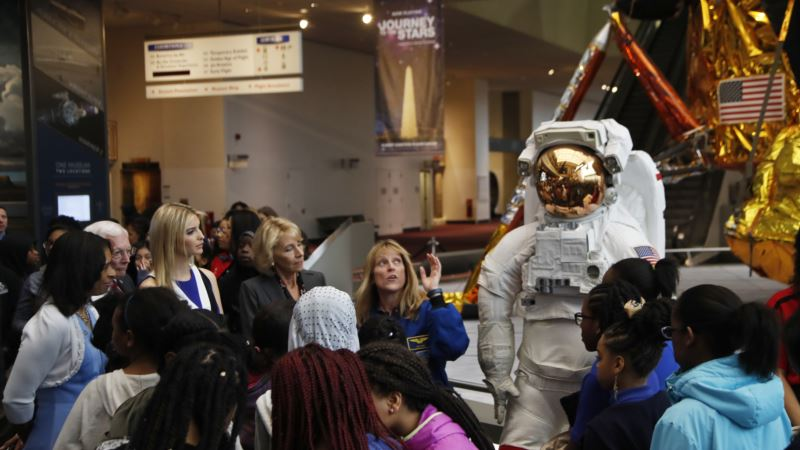 US Vice Admiral Calls for Code of Conduct for Space
