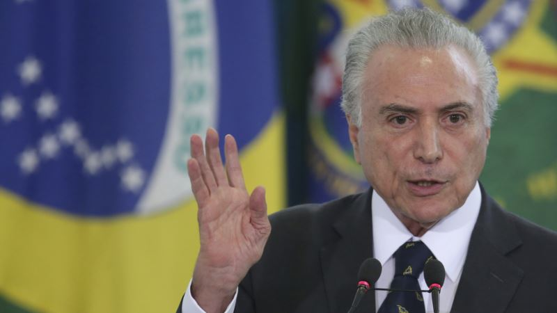 Brazil's Temer Launches 45B-reais Infrastructure Concession Plan