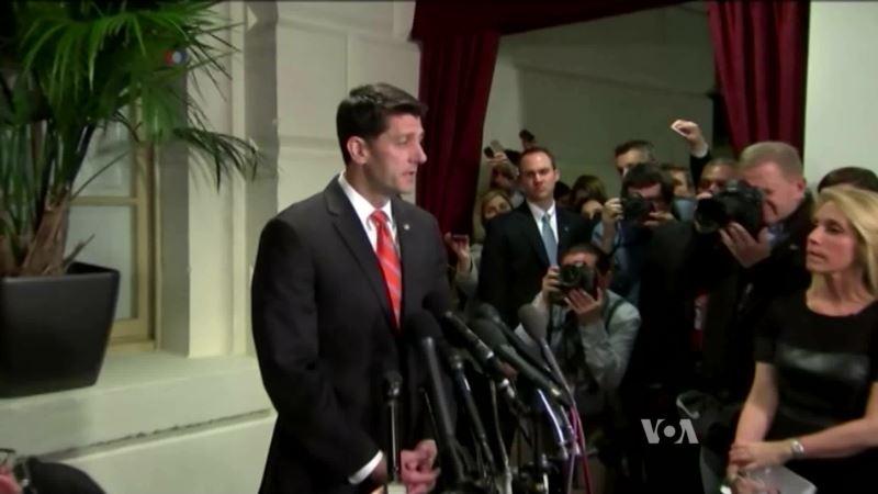 Republicans Scramble to Salvage Health Care Vote, Trump Agenda