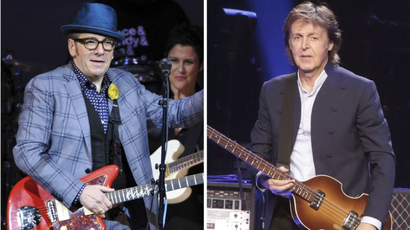 McCartney, Costello & the Album That Never Was