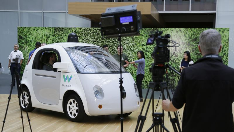 California Ready to Open Its Roads to Driverless Cars