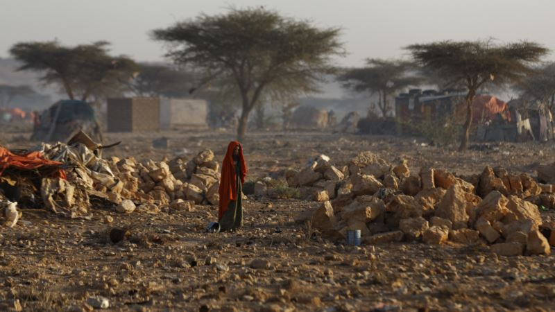 Experts Say Climate Change May Be Making African Drought Worse