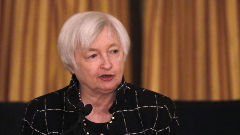 Yellen: Growing Up Poor Hurts Adults' Financial Success