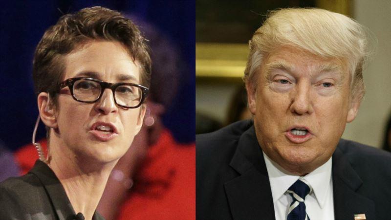 Trump Targets Journalist Over 2005 Tax Return