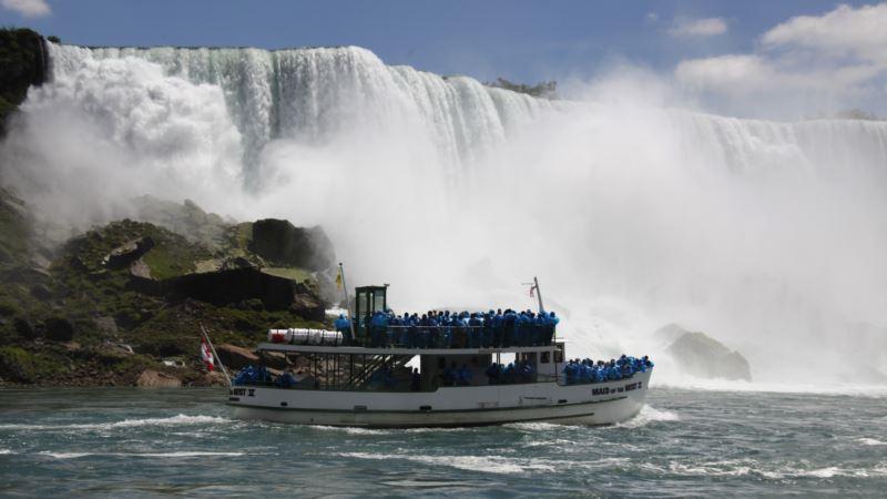 A Barrel of Fun: Niagara Falls Touts Thrills in Rebranding