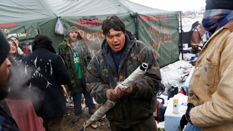 Environment Activists Deny Attacking Dakota Access Pipeline