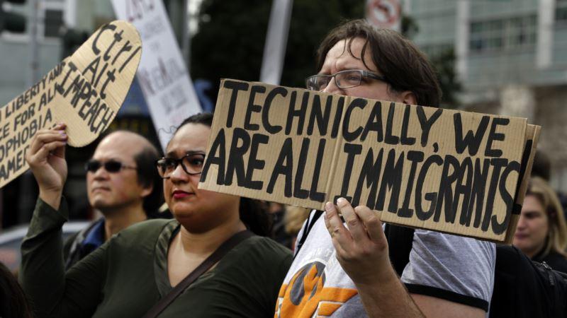Opposing Groups in California Team Up Against Trump