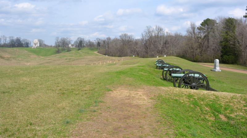 Mississippi Military Park Preserves 'Gibraltar of the Confederacy'