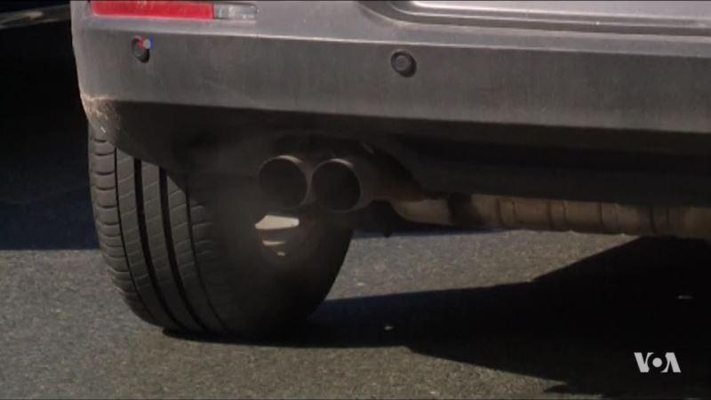 California, Washington Face Off Over Vehicle Fuel Standards