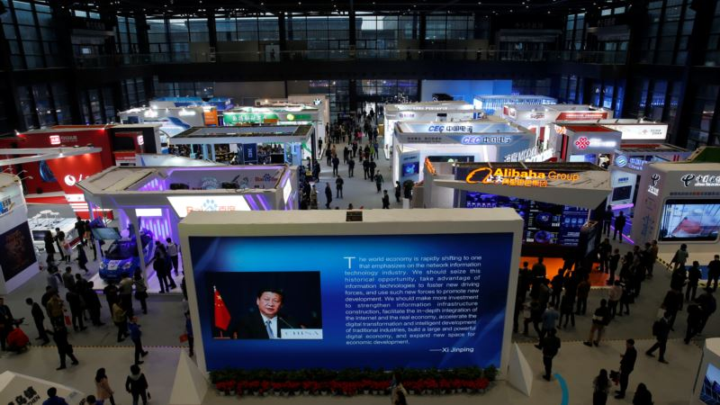 China Seeking International Law for State Control of Internet