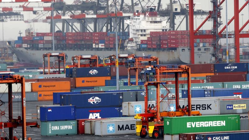 US Trade Deficit Hits Highest Level in Nearly 5 Years