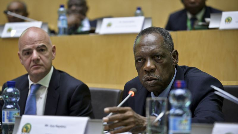 Issa Hayatou Voted Out as African Soccer Head After 29 Years