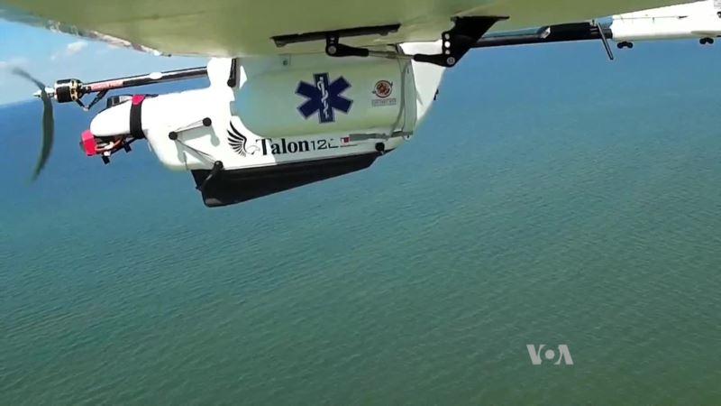 Drones Being Developed for Emergency Medical Deliveries