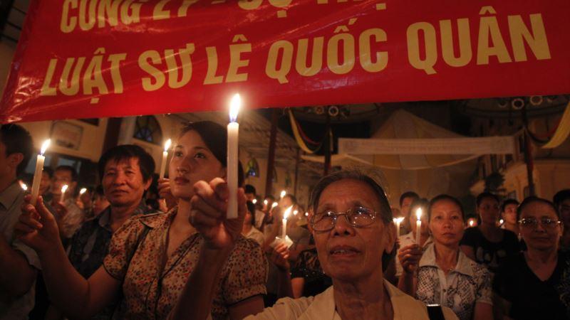 EU Presses Vietnam to Improve Human Rights Ahead of Trade Deal