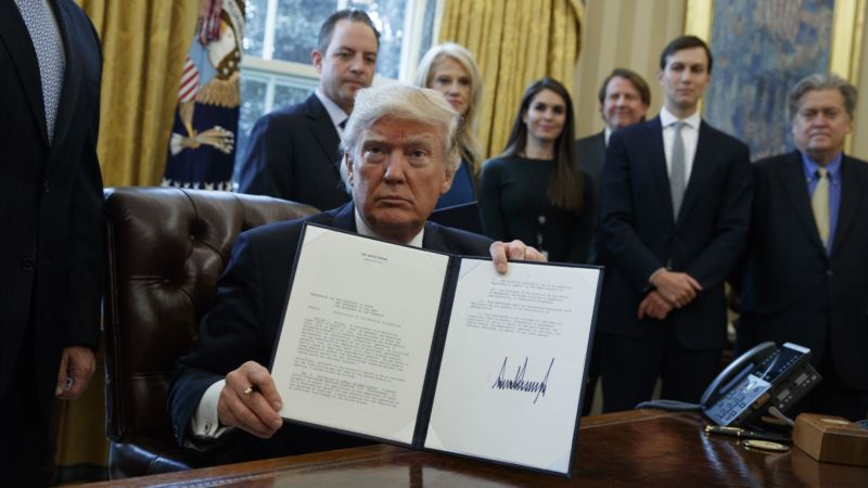 Environmental Groups Sue Trump Administration for Approving Keystone Pipeline