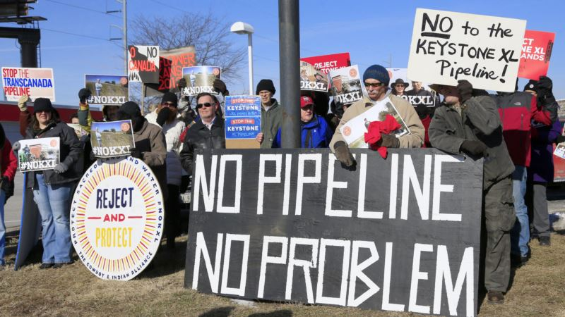 Report: State Department to Approve Keystone Pipeline Friday