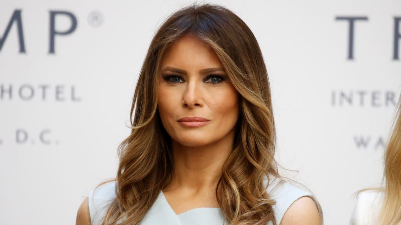 First Lady Reads to Children in New York Hospital