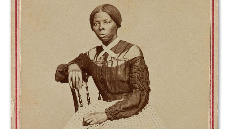 Rare Image of Harriet Tubman to be Auctioned in New York