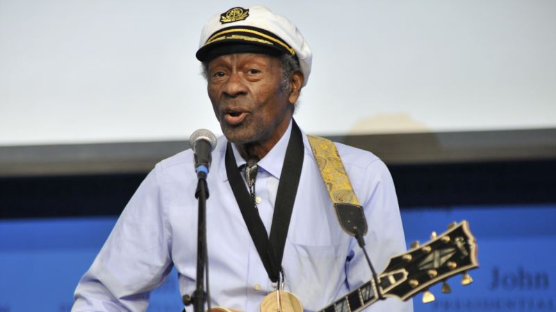 Rock 'n' Roll Icon Chuck Berry Dies at 90; But Legend Lives On