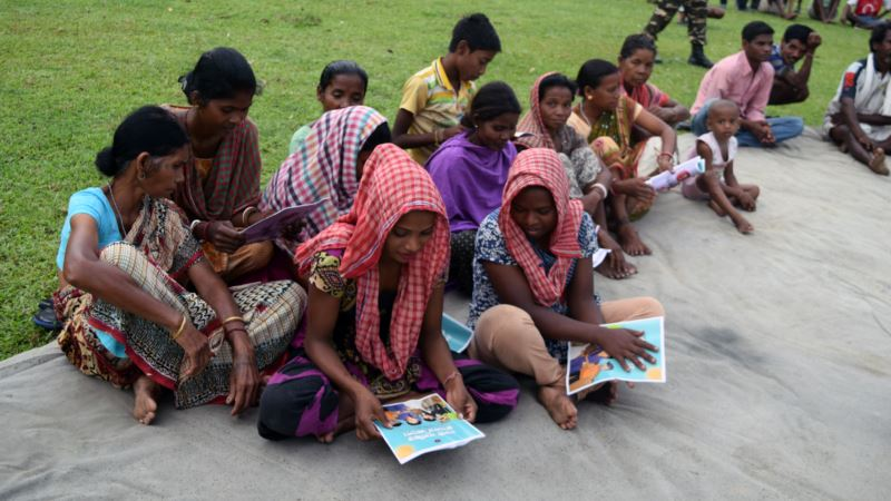Indian Campaigners Use Comics to Raise Trafficking Awareness