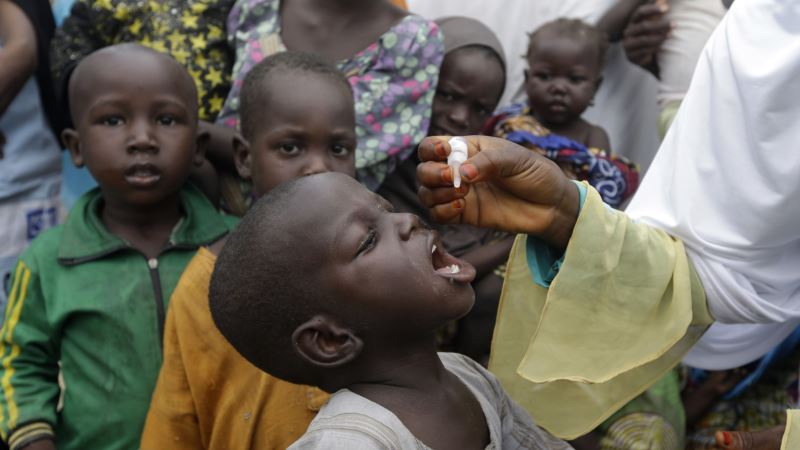 UN Makes Big Push to Wipe Out Polio on African Continent
