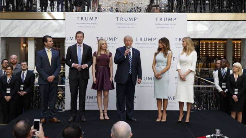 Has Trump Done Enough to Fence Off His Business Interests?