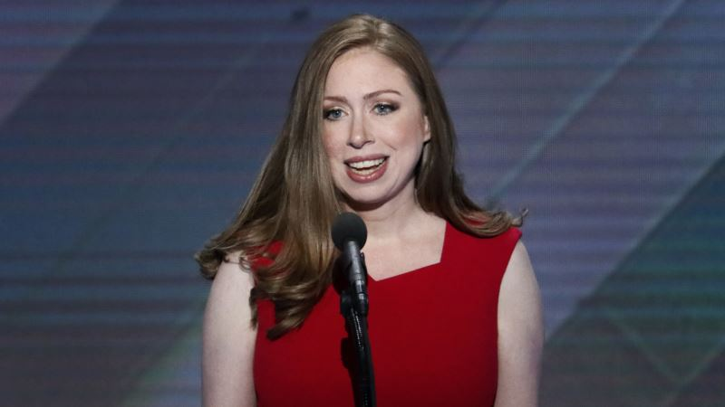 Chelsea Clinton Echoes Women's Battle Cry 'Nevertheless, She Persisted' with Children's Book