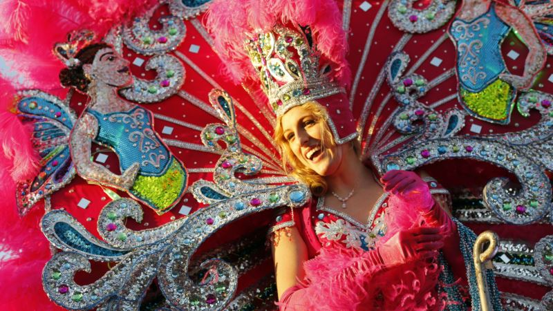 Mardi Gras: 'One Time of Year People Can Act Like Fools'