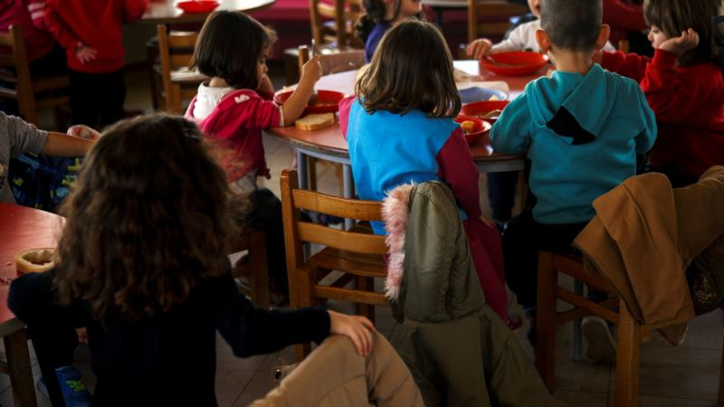 As Greek Economic Crisis Grinds On, Children Pay Price
