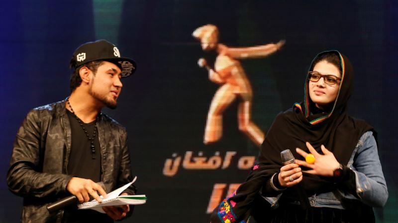 Barber-turned-rapper Crowned 'Afghan Star' in Talent Show