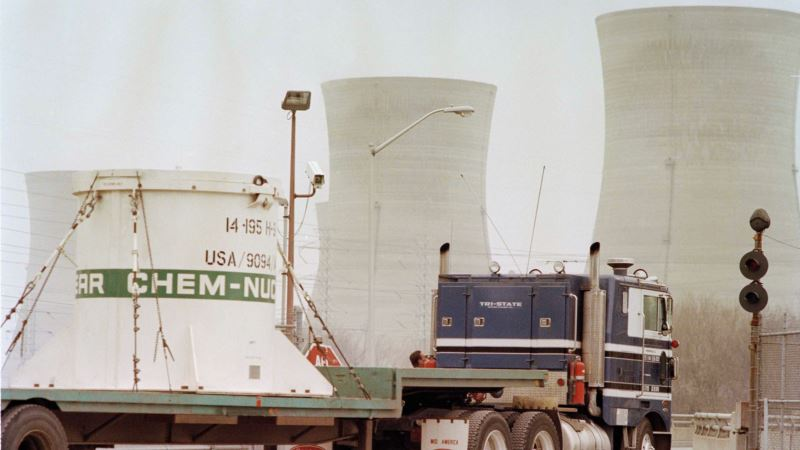 This Day in History: America's Worst Nuclear Fears Realized at Three Mile Island Plant