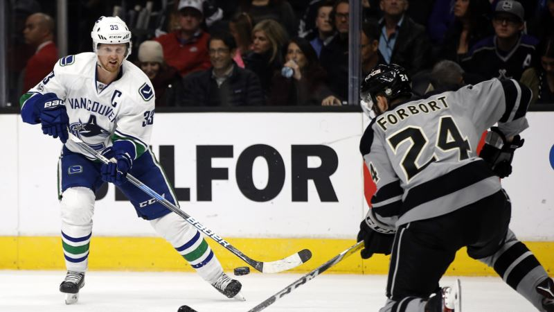 NHL Seeks to Tap Into China Market