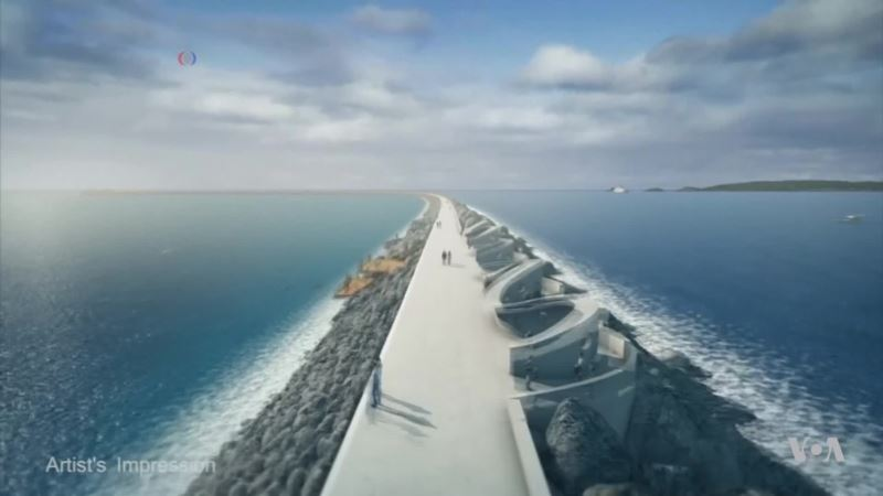 Tidal Energy Taking Hold In England