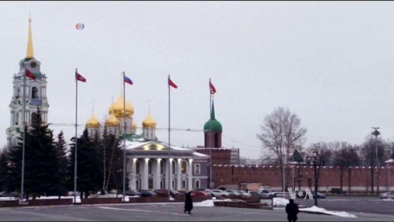 Company Gives Kalashnikov Machinery a Second, Constructive Life