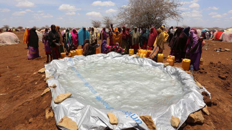 Cholera Spreads in Famine-threatened Somalia