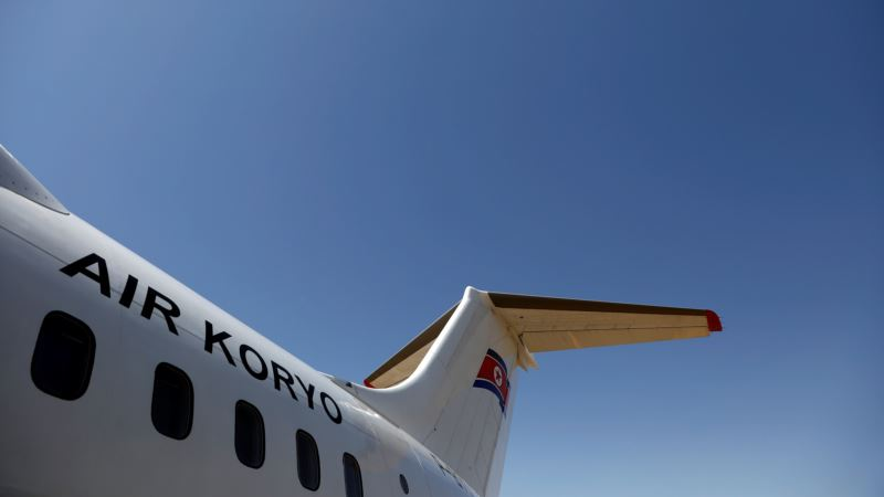 Colas, Cigarettes: N. Korea Airline Diversifies as Threats of Sanctions Mount