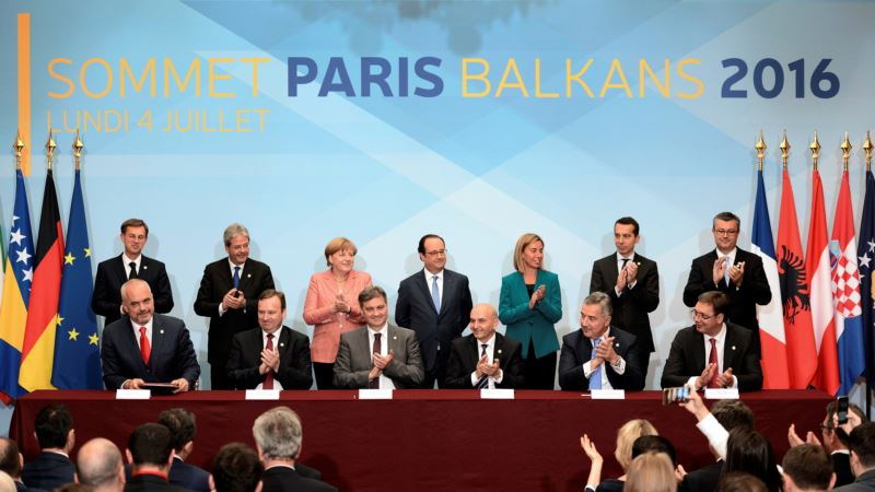 Balkans Skeptical of EU Plan for a Market