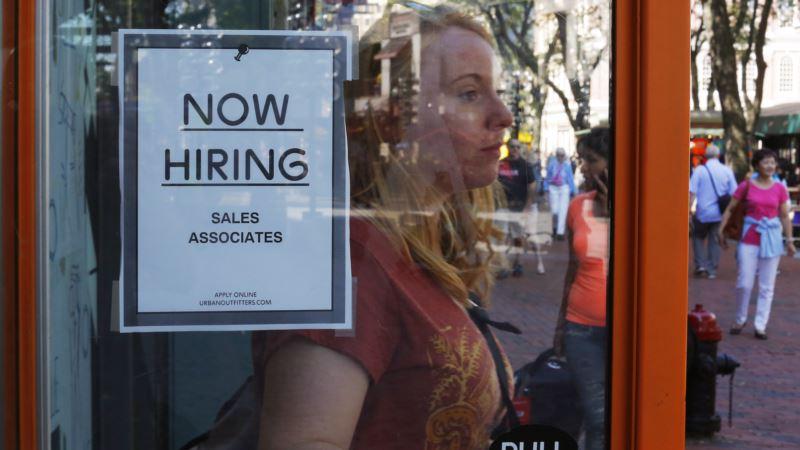 US Unemployment Rate Drops to 7-year Low