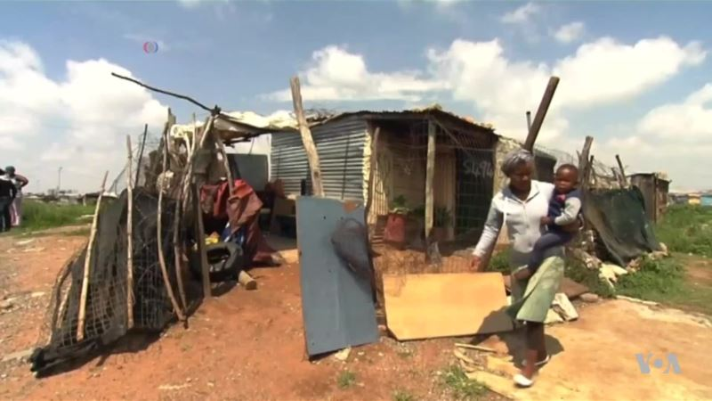 South Africa's Toxic Mining Legacy