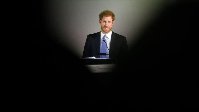 No Stiff Upper Lip: Prince Harry Describes Mental Problems