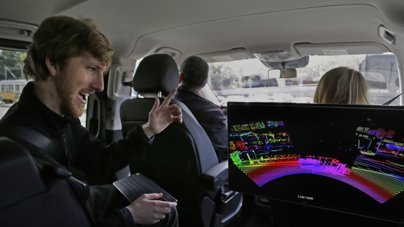 Aspiring Tech Prodigy Tries to Re-route Self-driving Cars