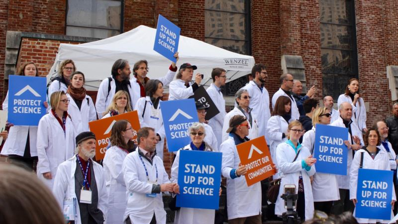Saturday's March for Science an International Event