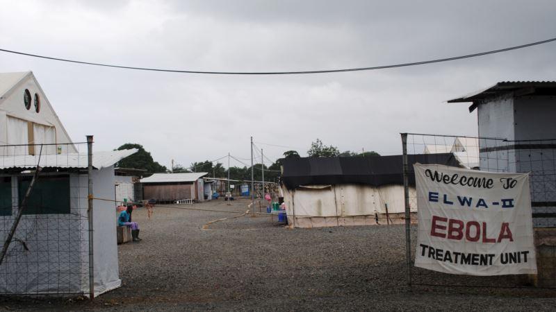 Ebola Treatment Unit Torn Down as Liberians Recall Outbreak