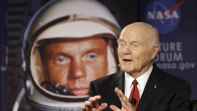 John Glenn, Former US Astronaut and Senator, to Be Interred in Arlington Cemetery