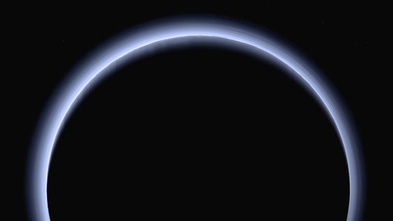 NASA Spacecraft Halfway Between Pluto and Next Smaller Stop
