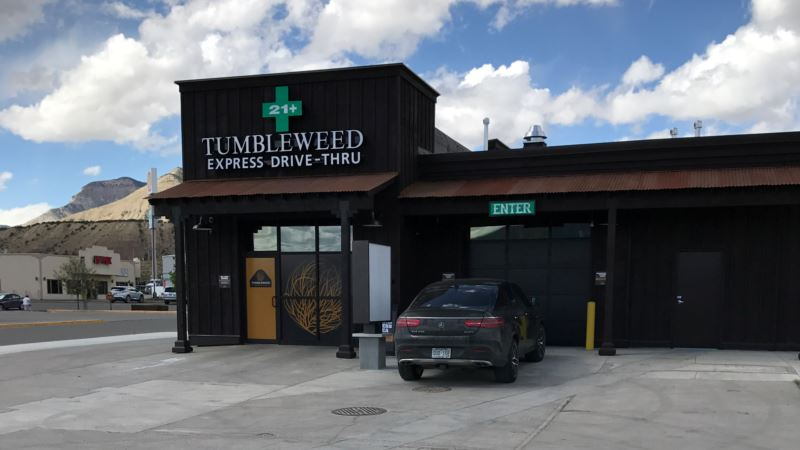 First US Drive-through Marijuana Store to Open in Colorado