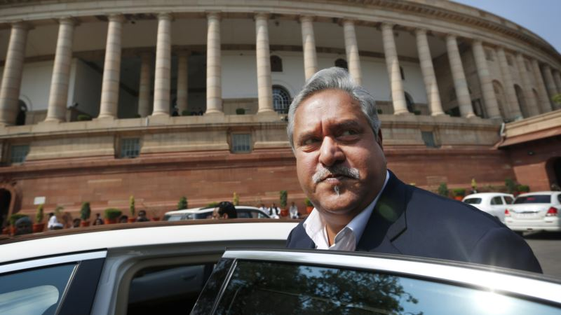 Indian Business Tycoon Arrested in London